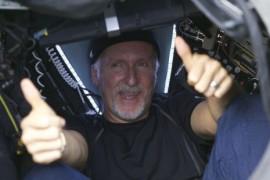 James Cameron a realizat prima explorare științificã umanã a punctului Challenger Deep!