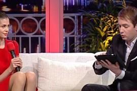 """Monica Gabor: """"E posibil sa fiu insarcinata!"""""""