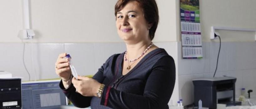 Graţie unei românce, cancerul poate fi depistat în doar 6 minute