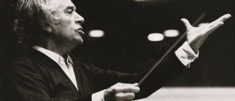 Festivalul Sergiu Celibidache marcheaza implinirea unui secol de la nasterea marelui dirijor!