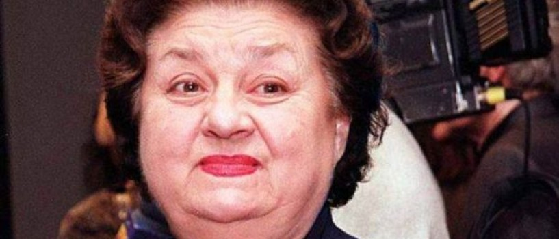 Tamara Buciuceanu – Botez primeşte Premiul Gopo 2012 pentru Întreaga Activitate