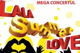 LaLa Band pregateste mega concertul LaLa Summer Love!