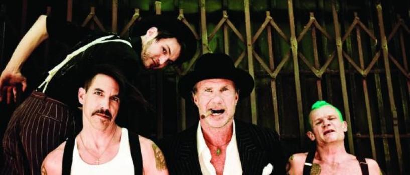 Red Hot Chili Peppers lanseaza un EP live cu ocazia noului turneu!