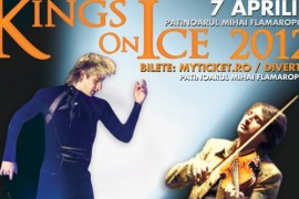 Regal de patinaj artistic la Bucuresti: incepe Kings On Ice 2012!