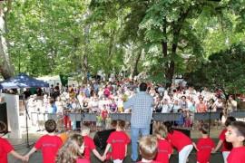 Pe 2 iunie Cismigiul devine punctul de intalnire al tuturor copiilor!