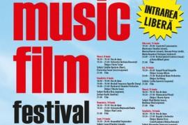 Vineri, 8 iunie, începe Bucharest Music Film Festival