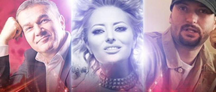 Juriul X Factor pentru prima dată împreună astăzi la Acces Direct