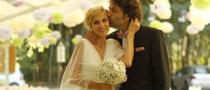 Dana Rogoz si Radu Dragomir – nunta de vis la Palatul Mogosoaia!