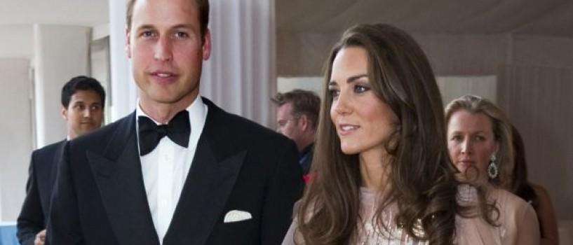 Kate Middleton si printul William, la nunta lui Brad Pitt cu Angelina?