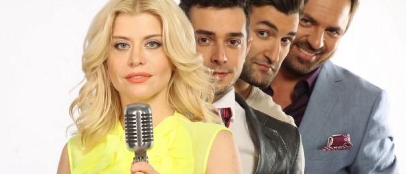 Vino in public la auditiile pe nevazute de la Vocea Romaniei!