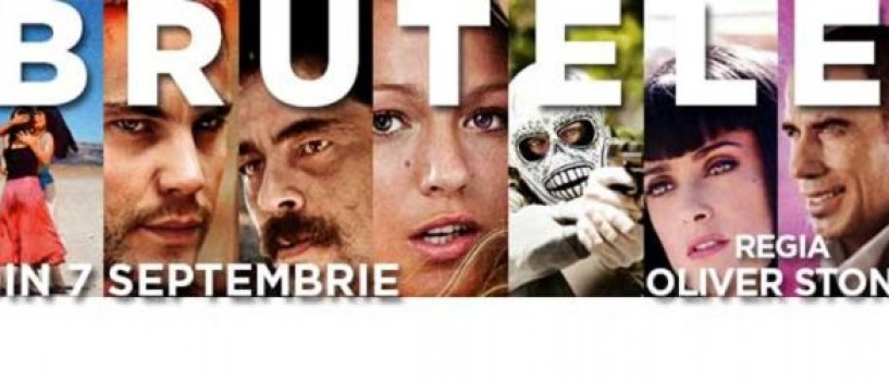 Brutele – cel mai recent film al lui Oliver Stone – din 7 septembrie pe marile ecrane!