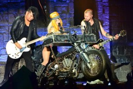 Lady Gaga – show extravagant la Bucuresti!