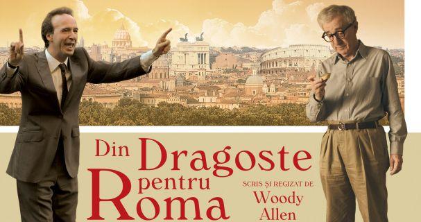 Din dragoste pentru Roma, din 31 august, in cinematografe!