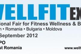 Pregateste-te sa fii in forma la WELLFIT Expo 2012!