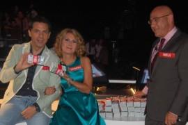 Sandra Stoicescu şi Niels Schnecker s-au antrenat şi în avion pentru show-ul lui Negru!