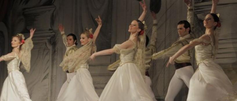 Spectacolul Don Quijote deschide stagiunea de balet a ONB!