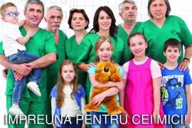 Nadia Comăneci, Ilie Năstase şi Gheorghe Hagi susţin campania Împreună pentru cei mici!