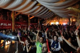 8500 de spectatori la Noaptea Albă a Filmului Românesc 2012!