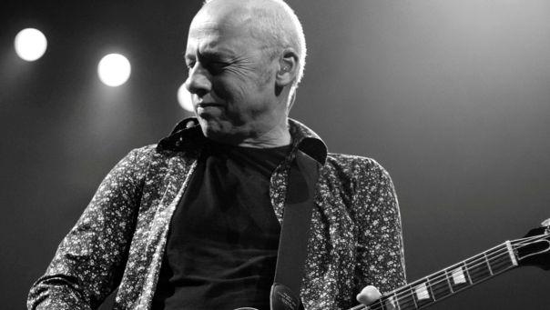 Parintele Dire Straits - Mark Knopfler - concerteaza la Bucuresti!