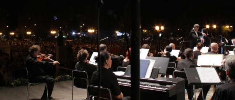In jur de 6 000 de oameni au venit aseara la Promenada Operei!