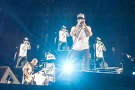 Red Hot Chili Peppers pe Arena Nationala– un concert de neuitat!