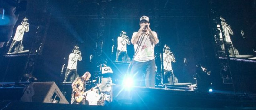 Red Hot Chili Peppers pe Arena Nationala– un concert de neuitat!