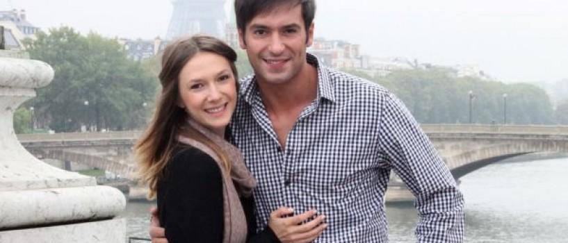 Adela Popescu a primit o vacanta surpriza la Paris de ziua ei