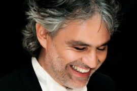 Concertul ANDREA BOCELLI la Bucuresti s-a amanat pentru 25 mai 2013!
