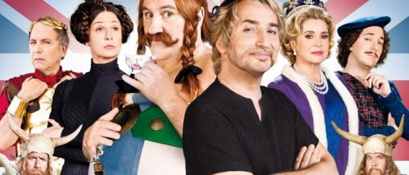 Asterix si Obelix in slujba Majestatii sale, din 19 octombrie, la cinema!