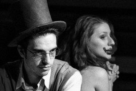 """Aflati """"Cui i-e frică de Virginia Woolf?"""" vineri, la Godot Cafe-Teatru"""