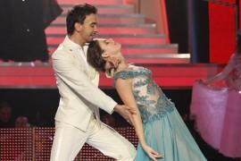 Daniel Max Dragomir si Diana Pop s-au clasat pe locul 1 in prima editie Dansez pentru tine!