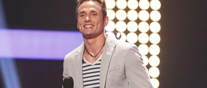 David Bryan, castigatorul Eurovision 2011, pe scena de la Vocea Romaniei!