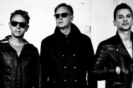 Depeche Mode concerteaza anul viitor pe Arena Nationala!