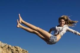 Fetele de la Next Top Model au înnebunit grecii cu picioarele lor!