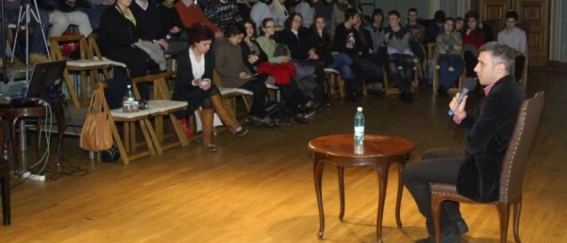 Conferinta eveniment moderata de Tiberiu Soare la ONB!