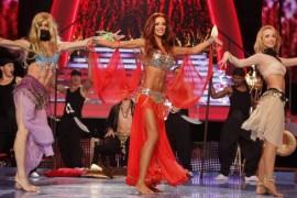 Bianca Dragusanu a parasit  competitia Dansez pentru tine