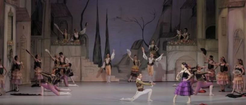 Festival de dans clasic la Opera Naţională Bucureşti