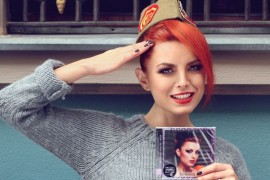 Elena Gheorghe lanseaza un album special pentru Japonia