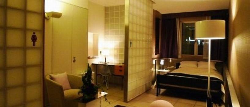 In Osaka te poti caza intr-un hotel situat intr-o toaleta publica