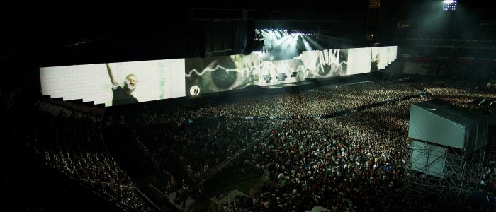 Roger Waters aduce muzica Pink Floyd in Romania in super-productia The Wall!