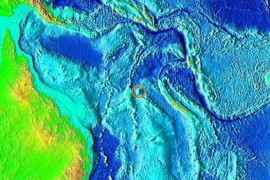Misterul Insulei Sandy: exista pe harti, dar practic nu exista…