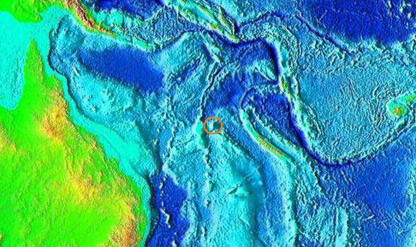 Misterul Insulei Sandy: exista pe harti, dar practic nu exista...