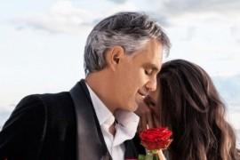 Noul album Andrea Bocelli contine feat-uri cu J Lo si Nelly Furtado
