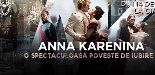 Din culise: Anna Karenina