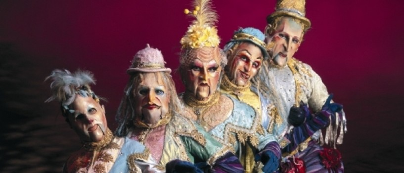 Cirque du Soleil revine la Bucuresti cu spectacolul Alegria