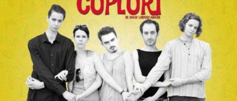 Teatru despre Cupluri, astazi, la Godot Cafe-Teatru