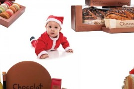 Din 13 decembrie, vedetele iti vand prajituri la Chocolat