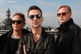 Noul album Depeche Mode va fi lansat in luna martie a anului viitor!