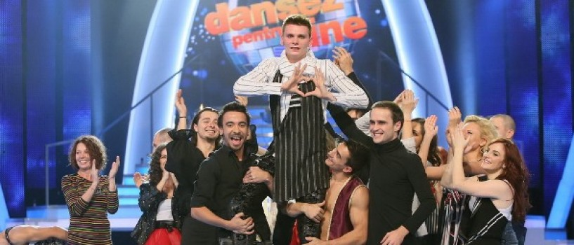George Boghian si Roxana Ionescu sunt castigatorii sezonului 13 Dansez pentru tine