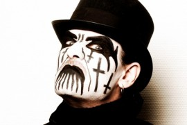 Primul nume confirmat la OST FEST 2013: KING DIAMOND